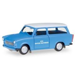 "Trabant 601 Universal ""LPG Roter Oktober"""
