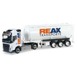 """Volvo FH GL '13 + semi-remorque silo  """"REAX Transporte"""""""