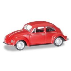 VW Cox 1969 rouge