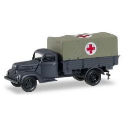 """Ford Cologne camion bâché """"Rotes Kreuz"""" (Croix rouge)"""