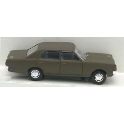 Opel Rekord C berline 1967 Bundeswehr