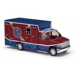 "Ford E-350 ambulance américaine ""City of Raytown"""