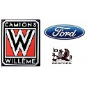 Ford - Bedford - Willeme