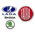 Lada - Skoda - Tatra