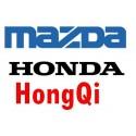 Honda - HongQi - Mazda