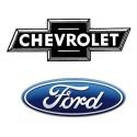 Ford - Chevrolet